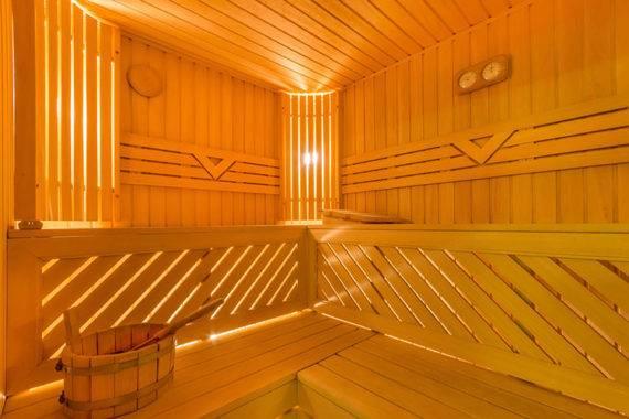 Электрика в бане фото