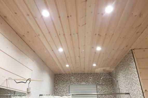 Примеры работ - освещение в каркасном доме